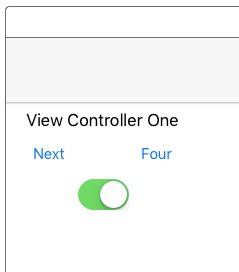 Swift Swift: Programmatic Navigation View Controllers in Swift