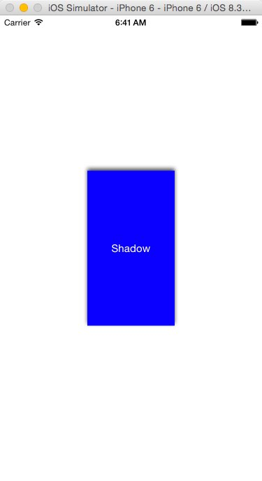 Swift Swift: How to Make a Drop Shadow in User Interfaces