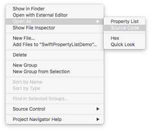 How to Use Property Lists ( plist) in Swift – Making App Pie