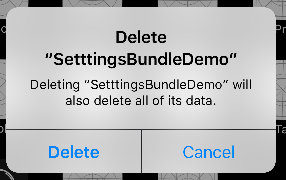 Using Settings Bundles with Swift – Making App Pie