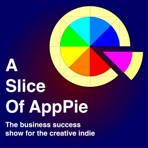 itunes logo slice of app pie