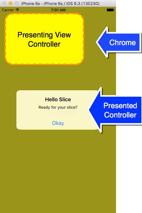 The Step by Step Guide to Custom Presentation Controllers