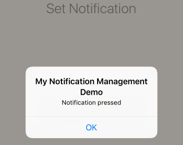 Manage, Delete and Update Notifications in iOS 10 – Making