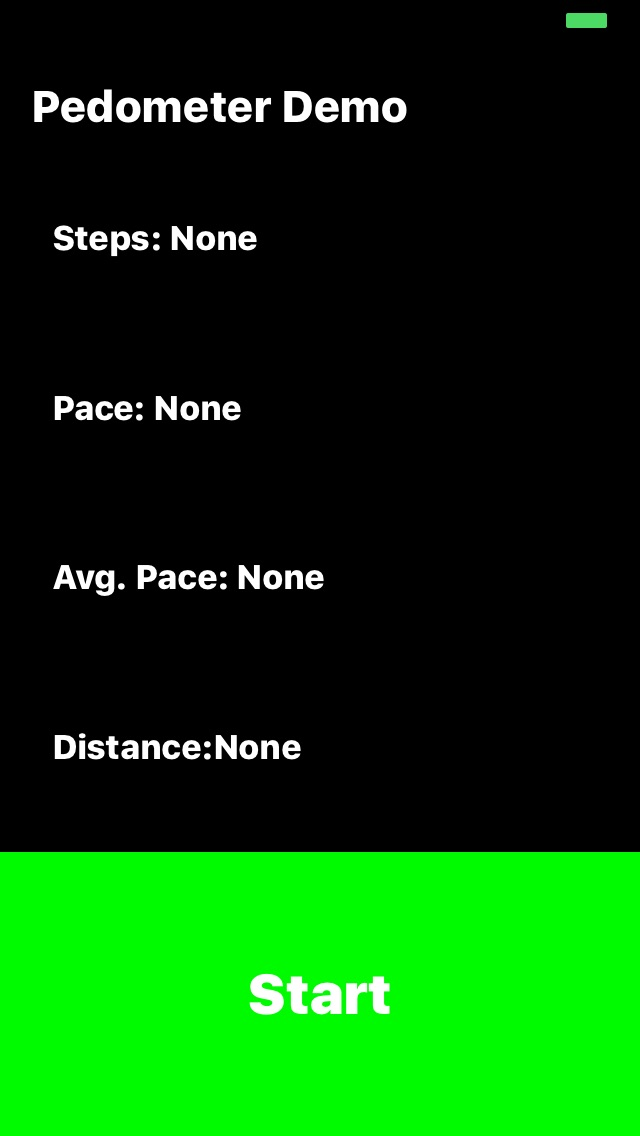 Introducing Core Motion: Make A Pedometer – Making App Pie