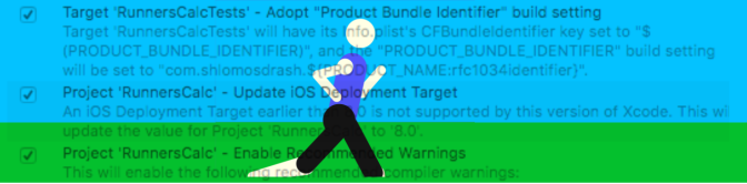 This Old App: 2013 Code, Meet Xcode 8