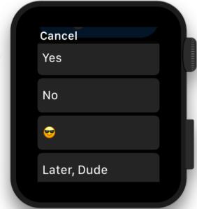 Animated Emoji on the Apple Watch – Making App Pie