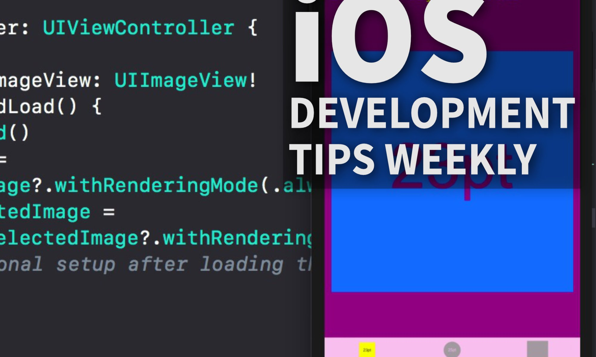 Customizing Tab Bar Controller Icons  – Making App Pie