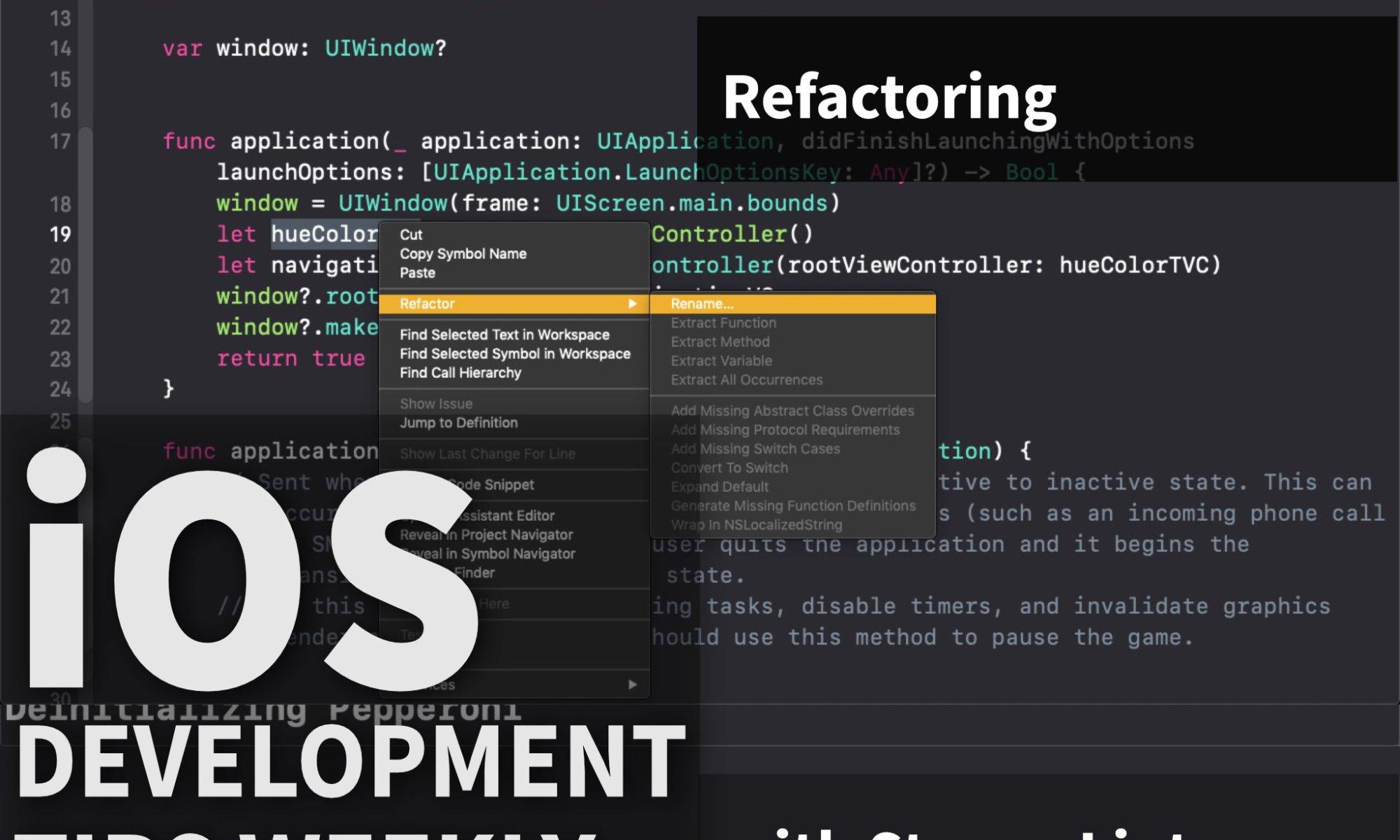 Xcode – Making App Pie